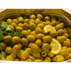 Oliven grün natur ohne...